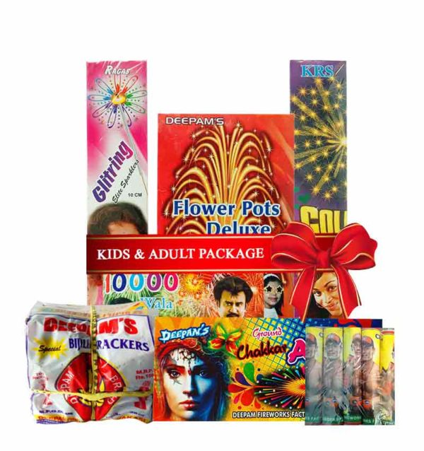 Kids Crackers Package